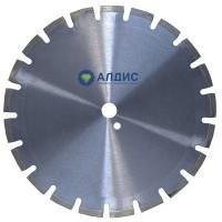 Алмазный диск 450 мм по асфальту (лазерная наварка сегментов)