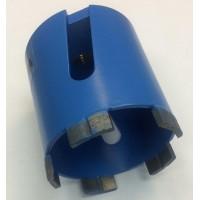 Коронка для подрозетников 72 мм безударная серии Super Fast стандарт