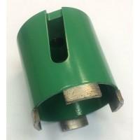 Коронка для подрозетников 72 мм серии Eco